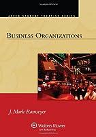 Business Organizations (Aspen Student Treatise Series)