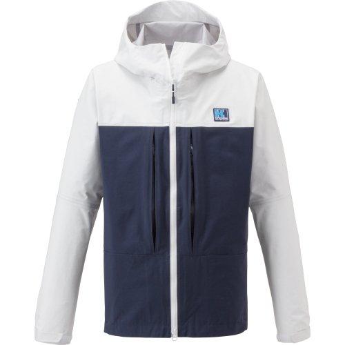 (ヘリーハンセン)HELLY HANSEN Tromso Jacket HO11520 WH ホワイト×ヘリーブルー XL