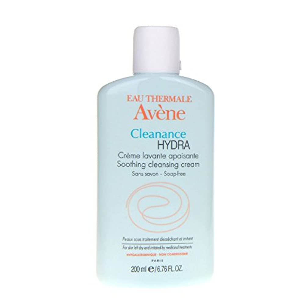 興味主観的枕Avene Cleanance Hydra Cleansing Cream 200ml [並行輸入品]