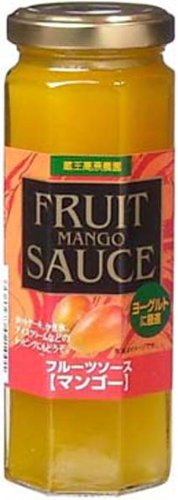 蔵王高原農園 フルーツソース マンゴー160g×12個