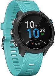 Garmin Forerunner 245 Music, GPS Running Watch, Aqua