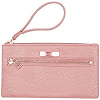 Rip Curl Women's Surf Essential Wristlet, Dusty Rose, One Size