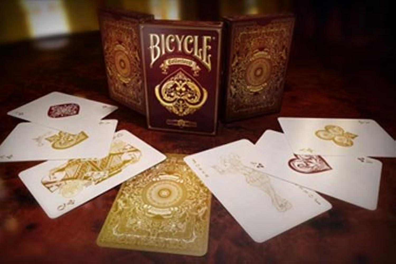 デッキ?オブ?カードBicycle Collectors - USPCC