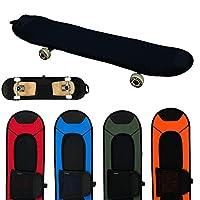 ヘブン STYLE8-II スケートボードカバー スタイルエイトツー 32.3×8.6 (RED(レッド), 32.3×8.6インチ(約82×22cm))