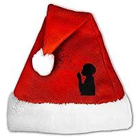 サンタ帽子 クリスマス 帽子 その少年はノートを吹く ふかふか コスチューム用小物 可愛い コスプレ 変装 パーティー メンズ レディース共用 大人用 子供用 赤