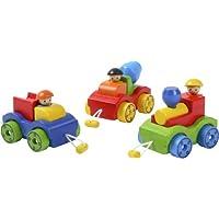 Voila Vehicles Set [並行輸入品]