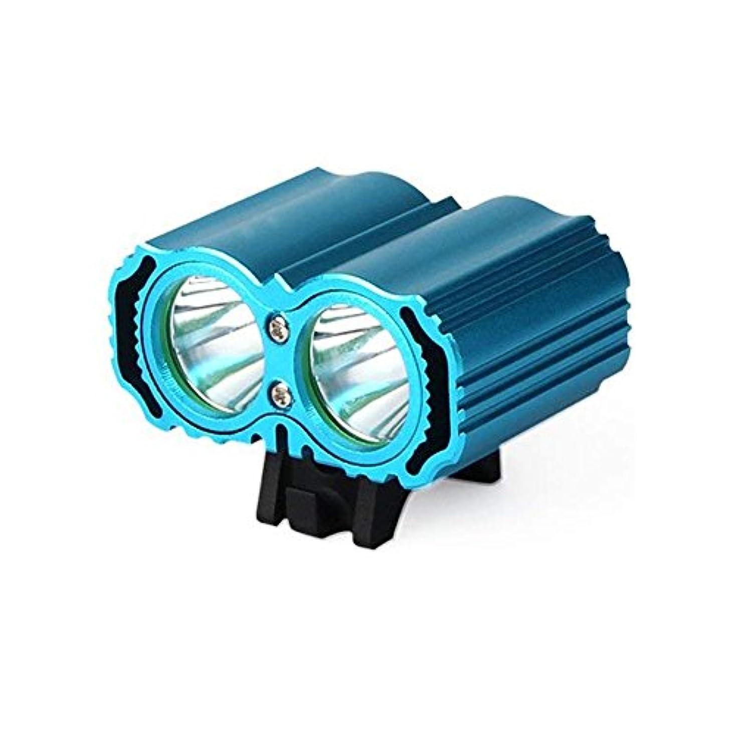 ハウジング溝ヒューズMUTANG マウンテンバイクヘッドライトUSB充電IPX - 6防水自転車ライトL2グレアライトナイトライト自転車アクセサリー
