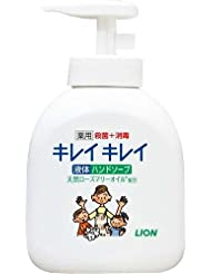 キレイキレイ 薬用液体ハンドソープ ポンプ(250mL) 日用品 洗面?バス用品 ハンドソープ [並行輸入品] k1-4903301176817-ak