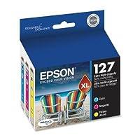 Epson America t127520-s色マルチパックDURABrite 1