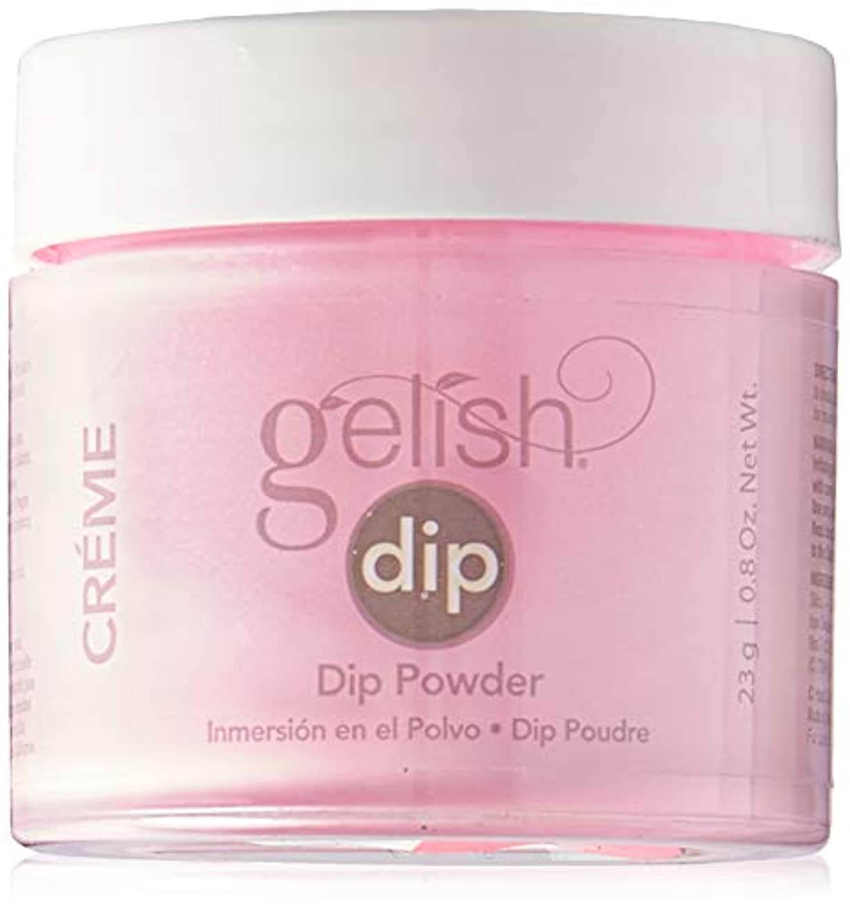 砂のすぐに形状Harmony Gelish - Acrylic Dip Powder - Look At You, Pink-achu! - 23g / 0.8oz