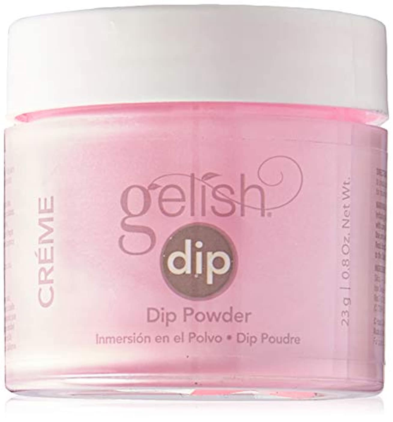 にじみ出る重要な役割を果たす、中心的な手段となる楕円形Harmony Gelish - Acrylic Dip Powder - Look At You, Pink-achu! - 23g / 0.8oz