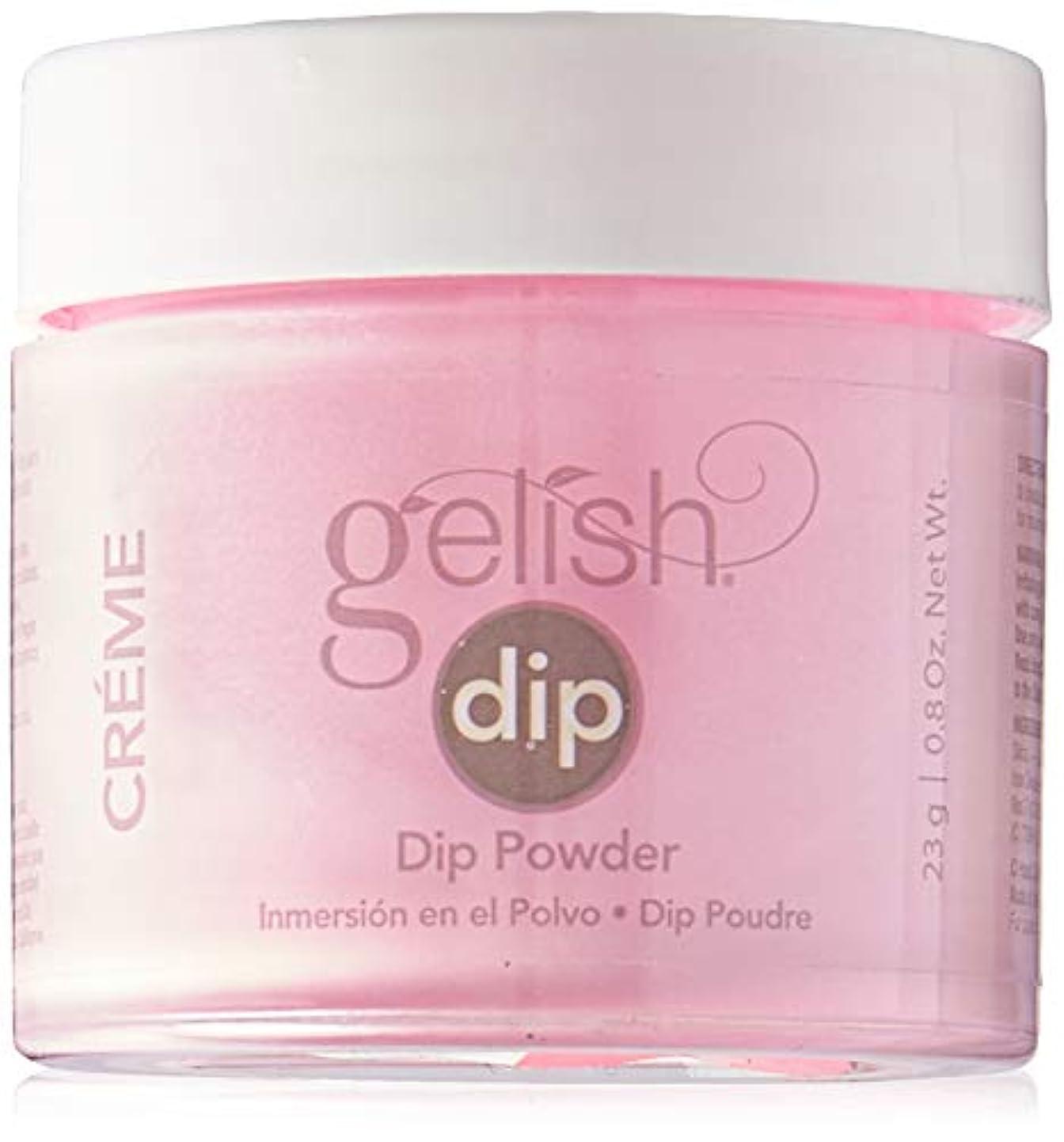 大陸識別する計算Harmony Gelish - Acrylic Dip Powder - Look At You, Pink-achu! - 23g / 0.8oz