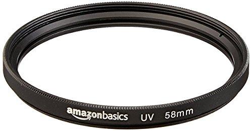 Amazonベーシック UV保護レンズフィルター 58mm CF26-N-58