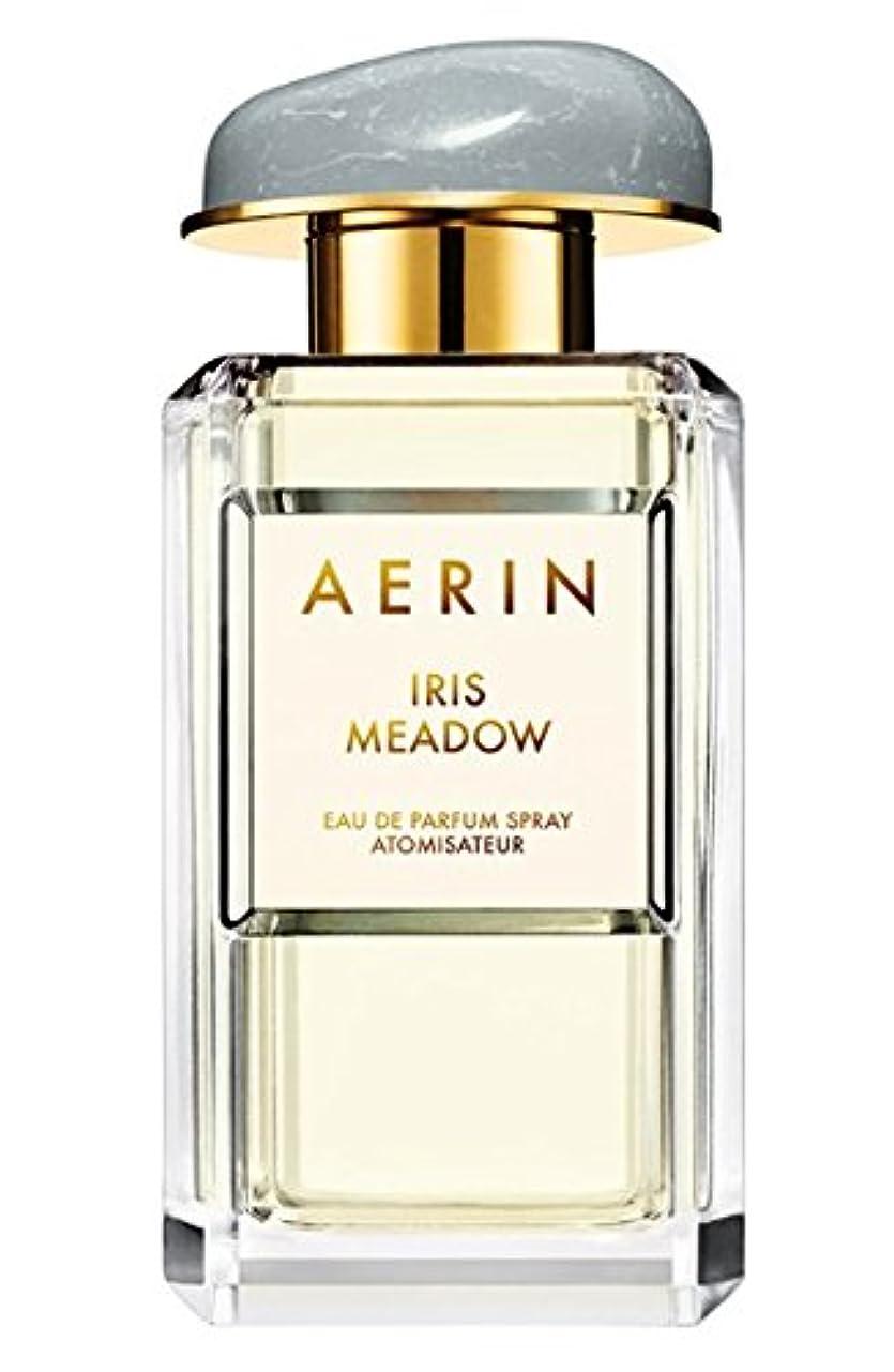 かんたん聖なる磨かれたAERIN 'Iris Meadow' (アエリン アイリス メドウ) 1.7 oz (50ml) EDP Spray by Estee Lauder for Women