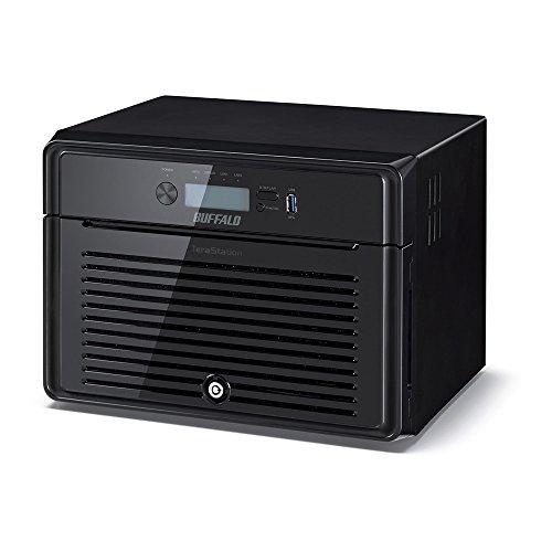 BUFFALO テラステーション 管理者・RAID機能搭載 8ドライブNAS 48TB TS5800DN4808
