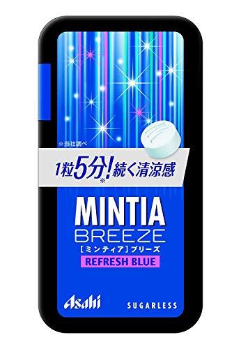 アサヒフード ミンティア ブリーズ リフレッシュブルー 30粒×8個入×(2ケース)