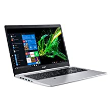 "Acer Aspire 5 Slim Laptop, 15.6"" Full HD IPS Display, 8th Gen Intel Core i5-8265U, 8GB DDR4, 256GB PCIe NVMe SSD, Backlit Keyboard, Fingerprint Reader, Windows 10 Home, A515-54-51DJ"