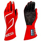 SPARCO (スパルコ) レーシンググローブ LAND RG-3.1 RED サイズ09 00130809RS 00130809RS