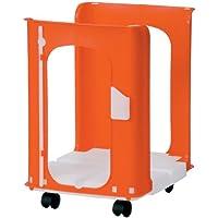 石丸合成樹脂 からふるしんぶん楽っくプラス オレンジ