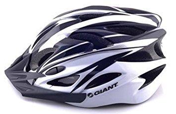 TK50 GIANT ジャイアント 軽量 ヘルメット アジャスター サイズ 調整可能 【並行輸入品】 GH (ブラック)