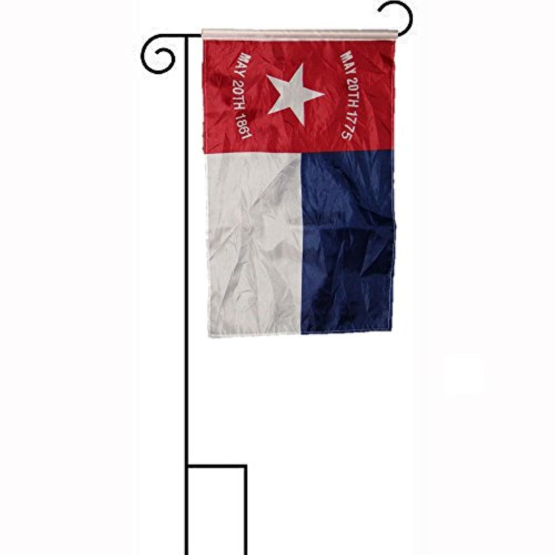 12 x 18 North Carolina Republic 1775 1861 Sleeved w /ガーデンスタンド12