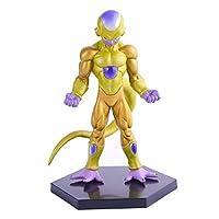 ラオハオ PVCアニメ装飾品装飾アート人形を収集することができますデスクトップ装飾品黄色テール漫画像モデル アニメモデル装飾