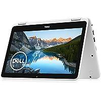 Dell 2in1ノートパソコン Inspiron 11 3185 A9 ホワイト 19Q12W/Windows10/11.6HD/タッチ対応/8GB/128GB/eMMC