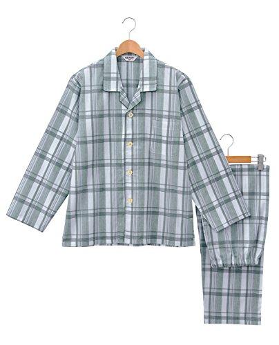 (グンゼ)GUNZE メンズパジャマ (綿100%吸汗速乾) ...