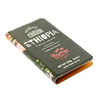 iphone ケース 手帳型 コーヒー豆 レザーケース スマホケース iphoneケース (汎用型(スライドタイプ※Mサイズ), エチオピアシングルオリジン)