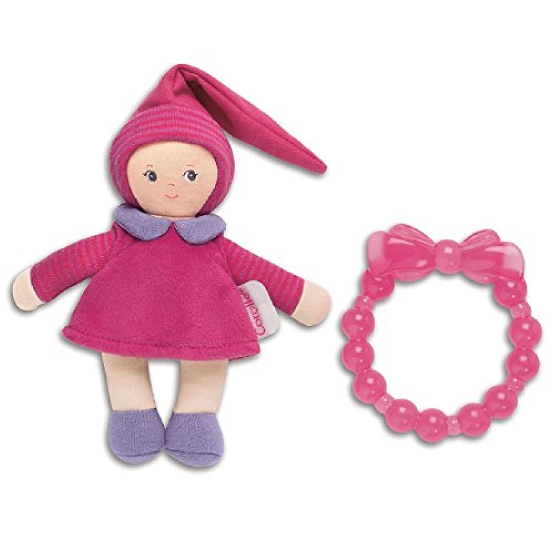 Corolle Grenadine Mini Miss and Baby Teether Doll [並行輸入品]