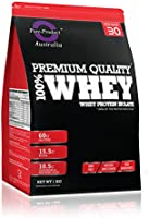 Pure Product Australia Whey Protein Isolate Powder, Unflavoured 1 kilograms
