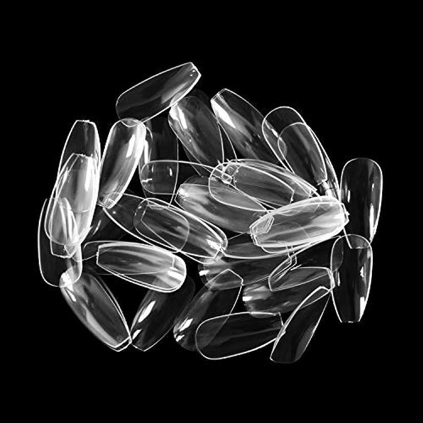田舎採用ヒゲネイルチップ Missct つけ爪 無地 ロング スクエア型 600枚入れ 10サイズ 爪にピッタリ 付け爪 練習用 透明 ネイル用品 デコレーション ネイルアート