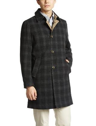 Polyester / Blended Wool Reversivle Coat 51-19-0004-012: Beige