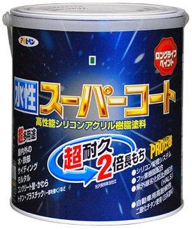 アサヒペン 水性スーパーコート 1.6L