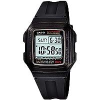 Casio F-201WA-1A Dual Time Illuminator Multi-function Digital Watch