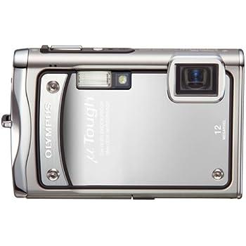 OLYMPUS 防水デジタルカメラ μTOUGH-8000 シルバー μTOUGH-8000SLV