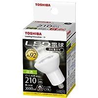 東芝 LED電球 ハロゲン電球形中角 420lm(白色相当)TOSHIBA LDR5W-M-E11/3