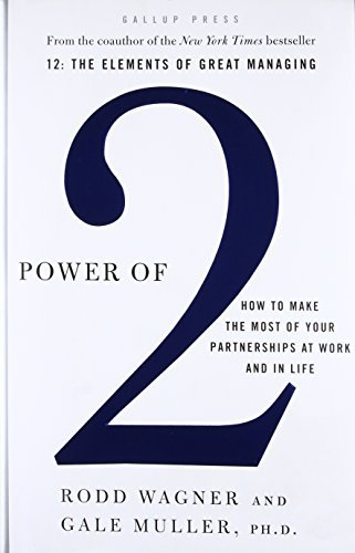 Power of 2: How to Make the Most of Your Partnerships at Work and in Life (English Edition)