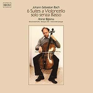 バッハ:無伴奏チェロ組曲(全曲)(1979年録音)(HYBRID SACD)