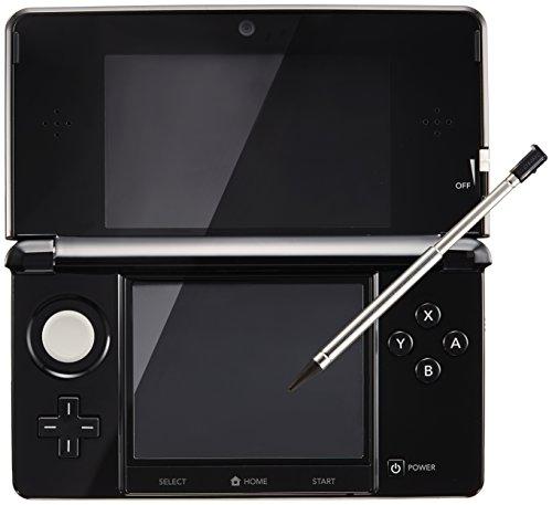 3DS ニンテンドー3DS クリアブラック 本体 任天堂