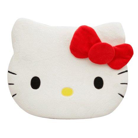 [해외]헬로 키티 안심 쿠션 KT-50 전기 방석 안고 쿠션/Hello Kitty Hot Cushion KT-50 Electric cushion · Dress cushion