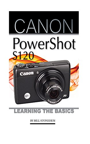 Canon PowerShot S120: Learning...