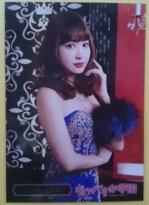 AKB48 小嶋陽菜 キャバすか学園 DVD 特典生写真 キャラクター 生写真