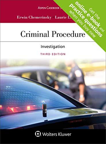 Download Criminal Procedure: Investigation (Aspen Casebook) 1454882999