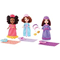 Disney Sofia The First Royal Sleepover Doll 3-Pack by Mattel [Toy] [並行輸入品]