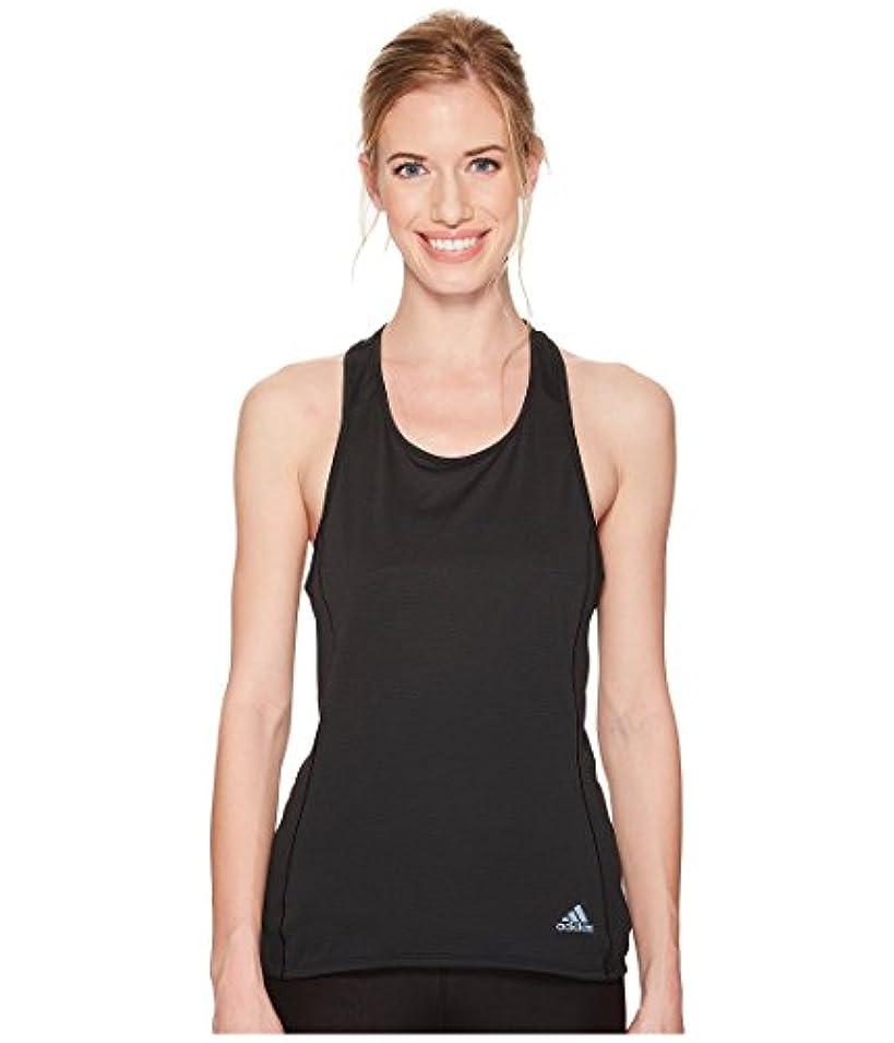 イブどんなときも寸前(アディダス) adidas レディースタンクトップ?Tシャツ Supernova Tank Top Black 2 S