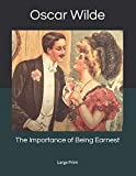 The Importance of Being Earnest: Large Print 画像