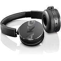 AKG Y50BT Bluetoothヘッドホン 密閉型 ブラック Y50BTBLK 【国内正規品】
