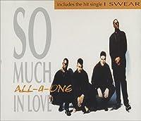 So much in love [Single-CD]