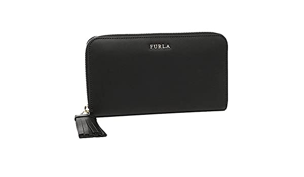 2de48717646a Amazon | フルラ 財布 レディース FURLA 851473 PQ99 FN1 O60 EMMA XL ZIP AROUND 長財布 ONYX  [並行輸入品] | 財布